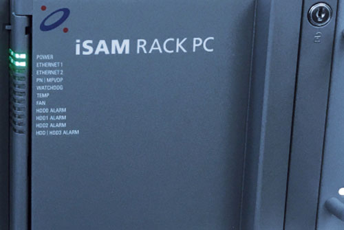 iSAM RACK PACK
