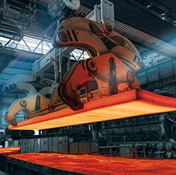 Schweißtechnologie und Stahlerzeugung
